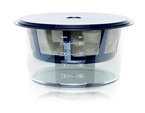 Euro Cuisine GY60 Greek Yogurt Maker With Stainless Steel St