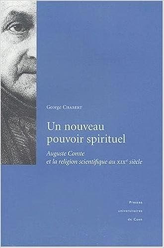 Un nouveau pouvoir spirituel (French Edition)