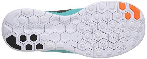 Nike Free 5.0 - Zapatillas de running Hombre Turchese (light retro/black-electric green-volt)