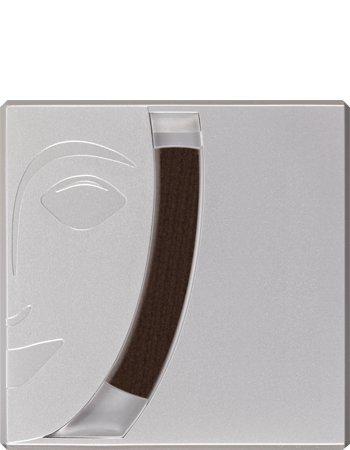 Kryolan Cake (Kryolan 5321 Cake Eye Liner (10 Color options) (Black Brown))