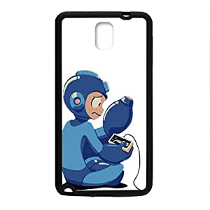 RHGGB Blue Rockman Cell Phone Case for Samsung Galaxy Note3