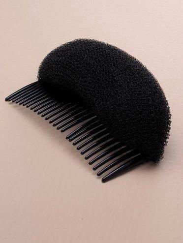 Haar Former Kamm Haare Erhöhen Haarpflege Haar Styling Zubehör Hochsteckfrisur Schwarz
