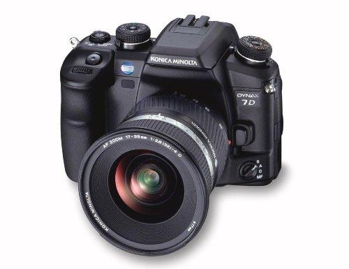 Konica-Minolta Dynax 7D / Maxxum 7D /Alpha 7DIGITAL: Amazon.es ...