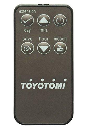 30m2-76m2 Zibro Made by Toyotomi LC-SL530 estufa de parafina electr/ónica 5300 W Gris Negro