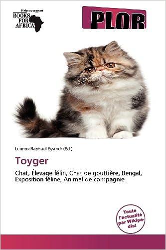 Lire Toyger epub, pdf