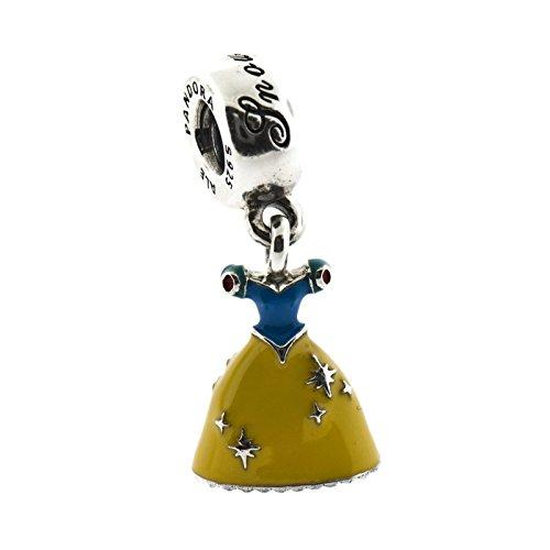 véritable Pandora Charms Disney Blanche Neige pour femme Argent S925Ale