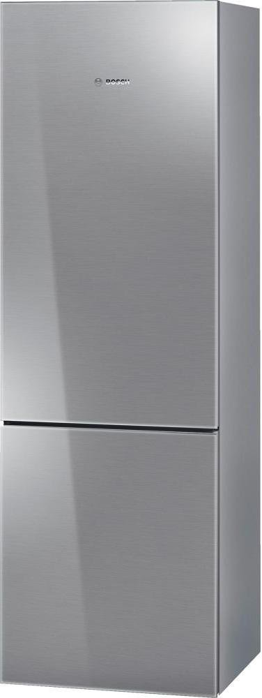 B10CB80NVS 24 800 Series Energy Star Qualified Counter Depth Bottom Freezer Refrigerator with 10 cu. ft. Capacity Spill-Proof Glass Shelves HydroFresh Drawer and Glass Door in Stainless Steel