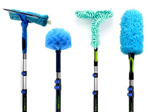 EVERSPROUT 4-Pack Duster Squeegee