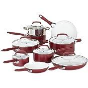 Save 60% on Wearever 15 Piece Cookware Set