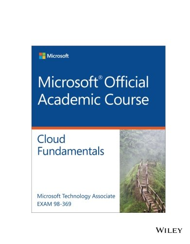 Ebook Exam 98-369 MTA Cloud Fundamentals D.O.C