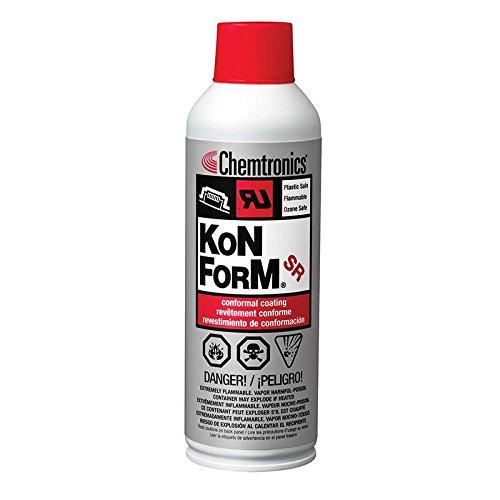 Konform SR Silicone Coating, 10 oz Aerosol (9700 Silicone)