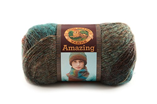 Lion Brand Yarn 825 206R Amazing product image
