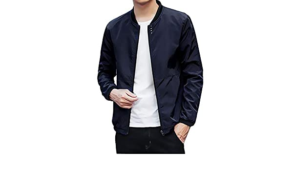 Mens Jacket Godathe Autumn Winter Jacket Men Peacoat Mens Jackets Coats Male M-4XL at Amazon Mens Clothing store:
