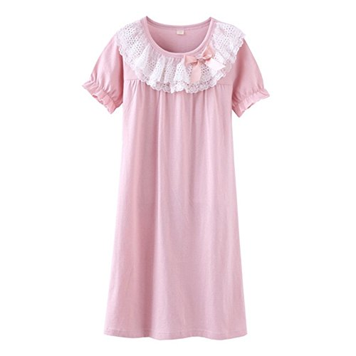 2Bunnies Girls Vintage lace Fancy Nightgown Princess Nightdress Luxury Nightie