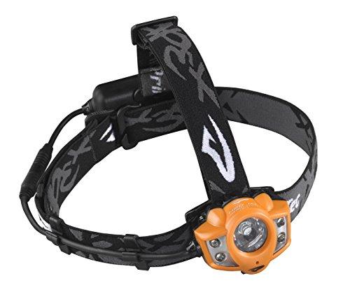 Princeton Tec Apex Rechargeable LED Headlamp (350 Lumens, Orange)