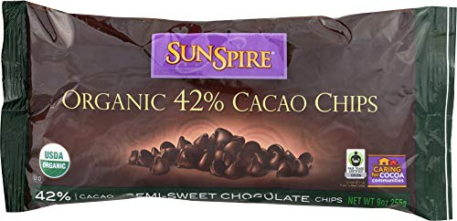 (NOT A CASE) Organic Semi-Sweet Chocolate Chips
