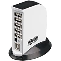Tripp Lite 7-Port USB 2.0 Hi-Speed Hub (U222-007-R)