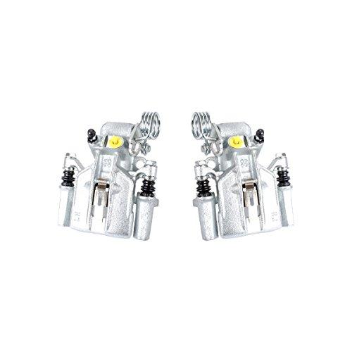 CCK11537 [2] REAR Premium Grade OE Semi-Loaded Caliper Assembly Pair Set [ SN95 ]