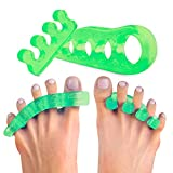 Toe Separators for Overlapping Toes - Bunion