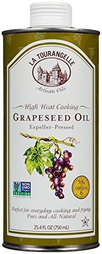 La Tourangelle Grapeseed Oil - 25.4 oz, Green