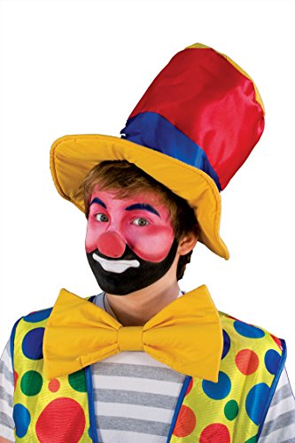 Woochie by Cinema Secrets Clown Nose Latex Appliance-Medium, Multi, One Size (Woochie Clown Nose Appliance)