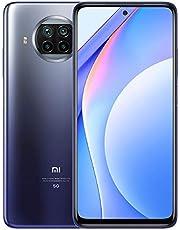 "Xiaomi Mi 10T Lite - Smartphone 6+128GB, 6,67"" FHD+ DotDisplay, Snapdragon 750G, 64MP AI Quad Camera, 4820mAh, EEA-versie, Atlantic Blue"