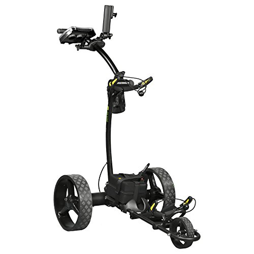 Bat-Caddy X4R Sport Remote Control Cart w/ Free Accessory Kit, 35Ah, - Cruise Speed Kit Control