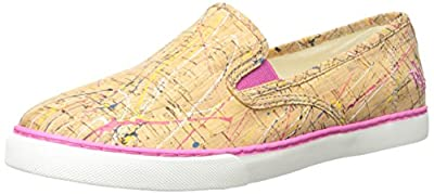 RALPH LAUREN Women's Janis Fashion Sneaker