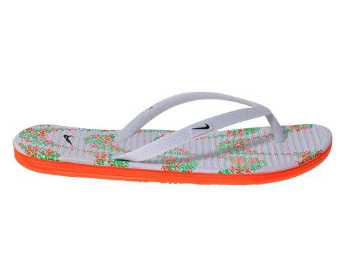 Nike - Claquettes/Tongs/Sabots - wmns solarsoft thong ii print