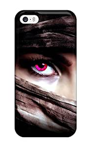 Chad Po. Copeland's Shop Hot Iphone 5/5s Case Cover Legend Eyes Case - Eco-friendly Packaging 8851573K96622358
