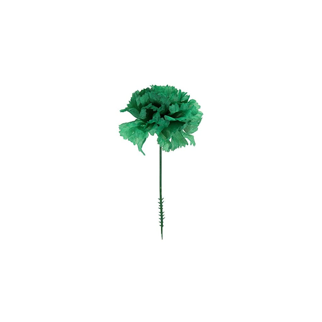 Royal-Imports-100-Silk-Carnations-Artificial-Fake-Flower-for-Bouquets-Weddings-Cemetery-Crafts-Wreaths-5-Stem-Pick-Bulk