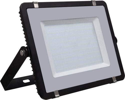V-TAC SKU.418 - Proyector Pro LED 200 W, Aluminio, Negro, Alto x ...