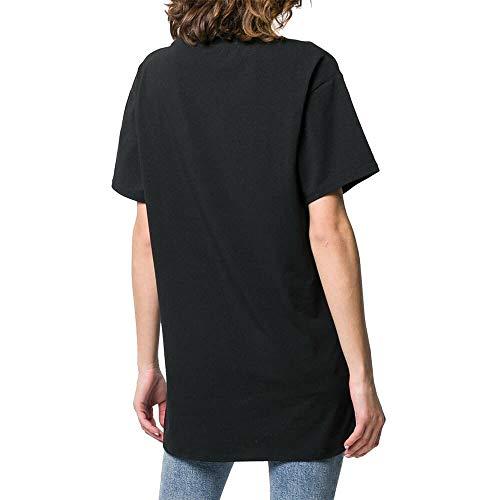 T Donna A1903 Shirt 555 2116 Lunga Moschino qHU5Zdq