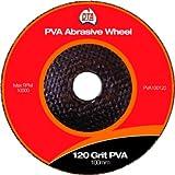 DTA Grind/Polishing Disc 120 Grit