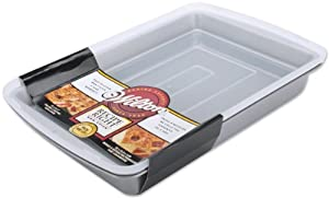 Amazon Com Wilton Recipe Right 9x13 Oblong Pan With Cover