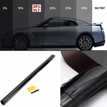 One Way Auto >> 20 Car Auto Van Window Tint Film One Way Mirror Tinting
