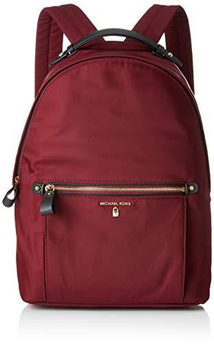 Michael Kors Kelsey Nylon Large Backpack, Plum (Michael Kors Uk)