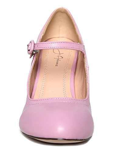6 5 Lavender Pixie PU Kitten US B Heel M vnanARxq