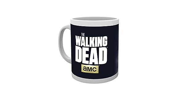 The Walking Dead Jarra Daryl Dixon Faith nuevo Oficial AMC Blanco Boxed: Amazon.es: Hogar
