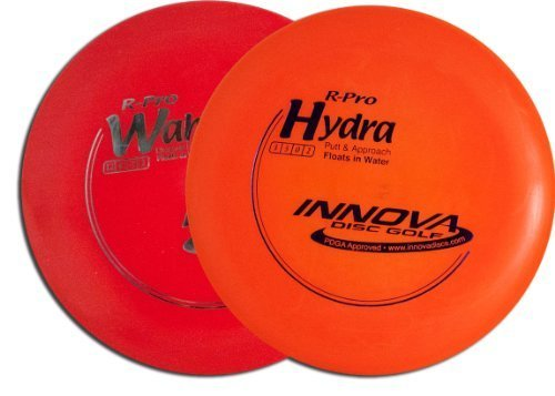 Innova R-Pro Floating Disc Golf Set (Floats on Water) Wahoo & Hydra by Innova - Champion Discs