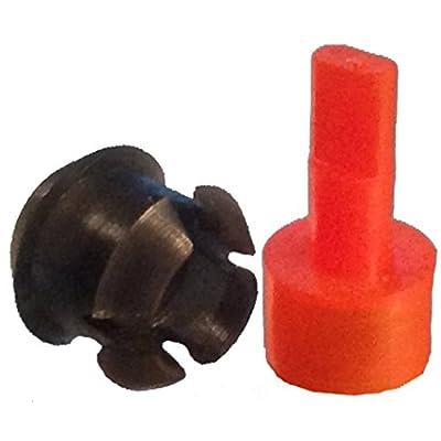 BushingFix TB1KIT8 - Transmission Shift Cable Bushing Repair Kit: Automotive