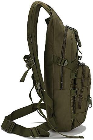 15L Molle Sac /À Dos Tactique 800D Oxford Militaire Randonn/ée V/élo Sac /À Dos Sports De Plein Air V/élo Escalade Camping Sac Arm/ée XA568