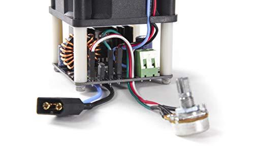 High Power 100W LED Spot Light Module DC 12V / 24V - Stratus LEDs (5600K - 12V - 80CRI - 13000 Lumens) by Stratus Productions (Image #3)