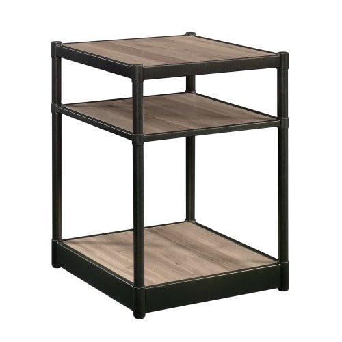 (Sauder 421456 Barrister Lane Side Table, L: 19.29