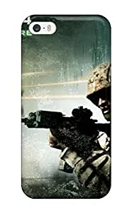 High Quality Shock Absorbing Case For Iphone 5/5s-modern Warfare Video Game Other