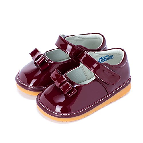 Pictures of Squeaky Shoes Girls with removable squeaker Wide 1