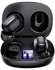 سماعة بلوتوث ستريو تعمل باللمس من جوي روم Jr-TL5 HD، سماعة العاب بخاصية الغاء الضوضاء
