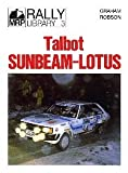Talbot Sunbeam Lotus (MRP Rally Library)
