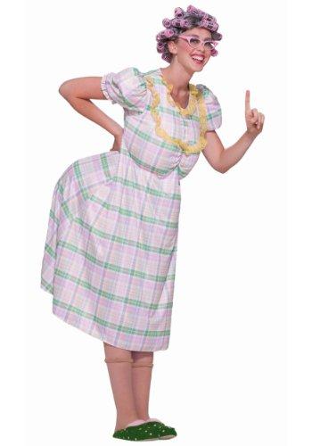 Forum Novelties Women's Aunt Gertie Humorous Costume, Multi, One Size for $<!--$37.49-->