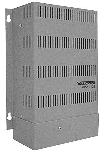 Valcom VP-12124 Filtered 12-Amp 24-volt Switching Power S...